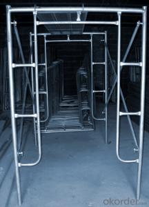 Steel Ladder Scaffolds System whole sale CNBM