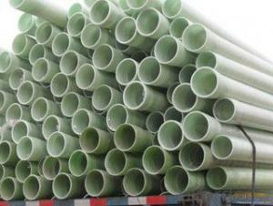 GRP FRP Pipes Sea Water Pipe Series DN 80