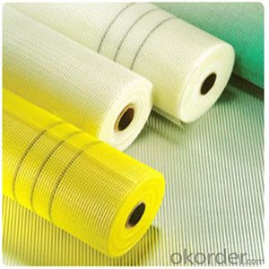C-glass Resist Fiberglass Mesh for Construction and Wall