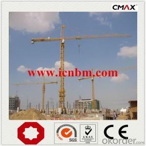 Tower Crane Spare Parts Heavy Equipment Supplier