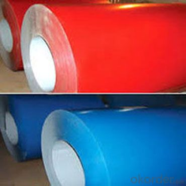 Pre-Painted Galvanized (PPGI) Color Coated Steel Coil For Constructure