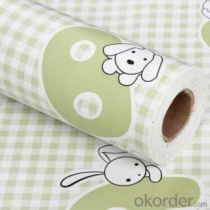 Self-adhesive Wallpaper Children Room Wallpaper Hot High Resolution Cartoon Wallpaper