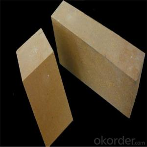 Fire-Resistant Refractory Low Porosity Fireclay Brick for Glass Furnace
