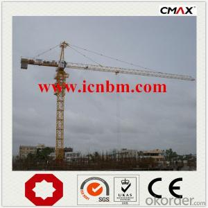 Small Tower Cranes Popular in the Market