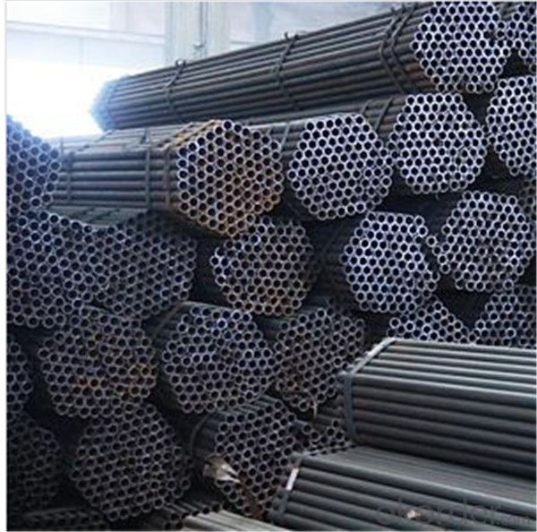 Black Scaffolding Tube 48.3*2.5 Q235 Steel EN39/BS1139 CNBM