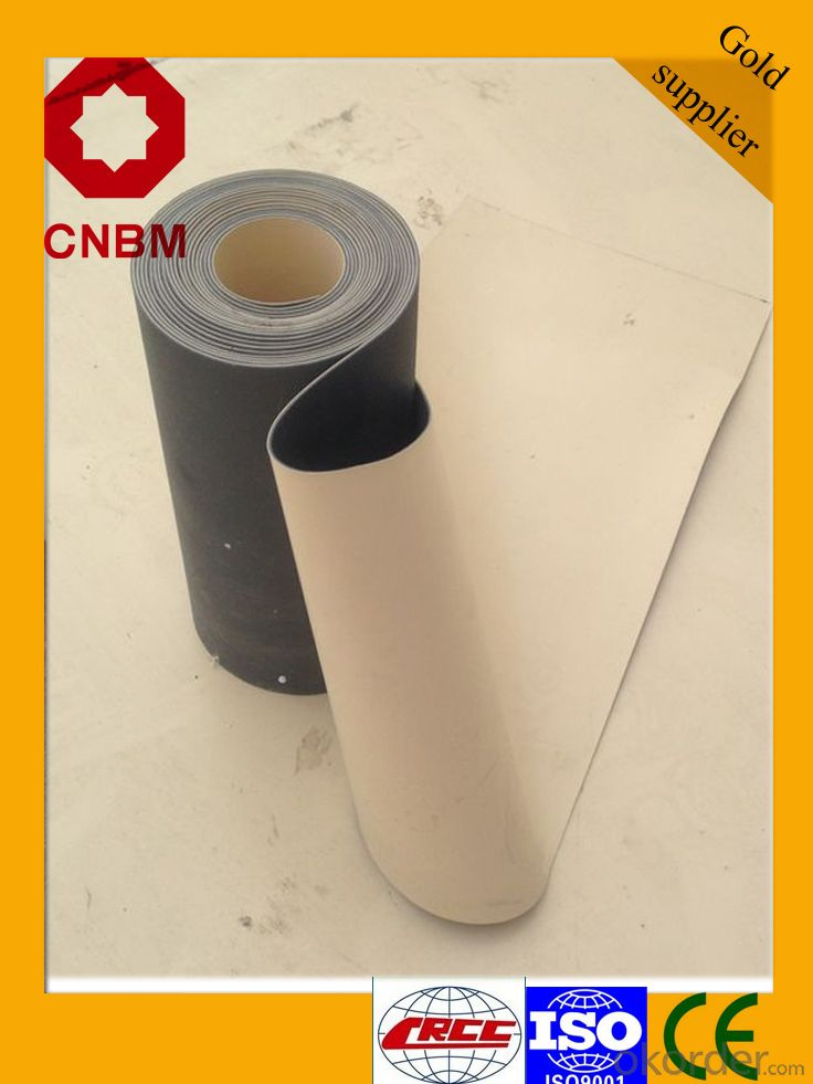 PVC Waterproof Membrane for Outdoor Exhibition Hall High Tensile Strength