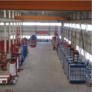 Building Hoist SC100 Machines Lifting Material
