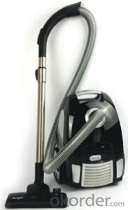 Bagged Canister Vacuum Cleaner with Speed Control CNBG8003
