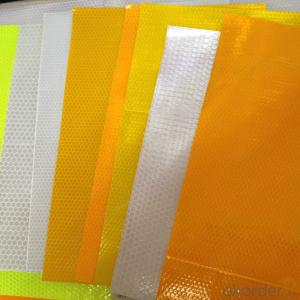 PVC Honeycomb Reflective Printing Film Vinyl Roll