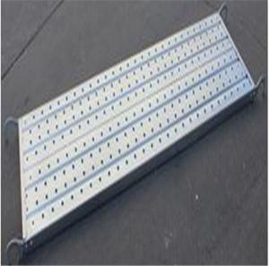 Catwalk for Ringlock System Metal Planks with Hook 500*50*1.5*1200mm CNBM