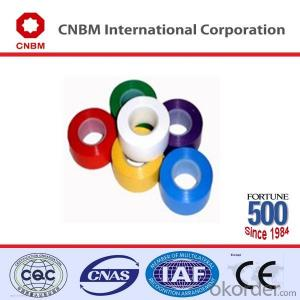PVC Electrical Tape Natural Rubber PVC Tape for Insulating Wrapping