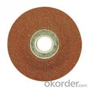 Medio Mounted Grinding Wheel For Drill Pipe