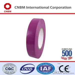 PVC Electrical Tape Natural Rubber PVC Tape PVC Marking Tape