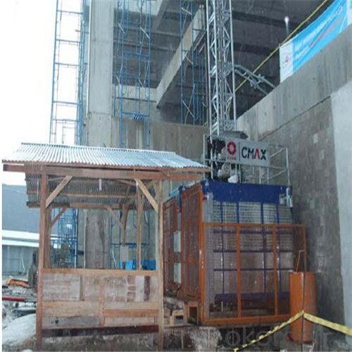 Building Hoist SC200 Lifting Machines Supplier
