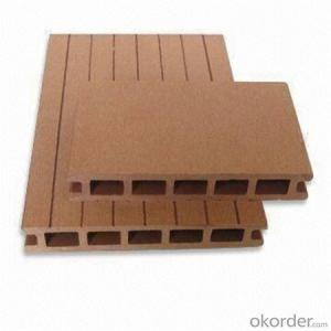 Synthetic Wood Decking wholesale with CE passed