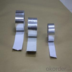 Aluminum Solvent-Based Adhesive Tape  50mic