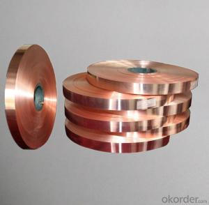 Al Pet Laminated Foil or Copper Polyester Foil for Cable