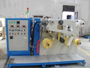 Experimental Coating Machine for New Product Development