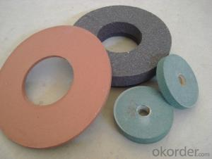 Resinoid Stright Grinding Wheel Made in China