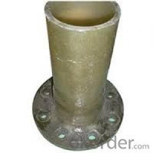 FRP Fitting Fiberglass Reinforced Plastic Fitting Hot Sale