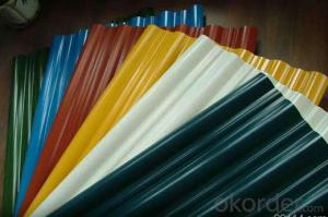 Pre-Painted Galvanized Steel Roofing Sheet/Hot Dipped Galvanized Steel Coil