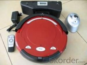Robot Vacuum Cleaner with LED Indicator and Remote Control CNRB001