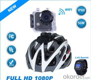 1080P Full HD Helmet Action Cam Action Cam WIFI Action Cam X4HDR