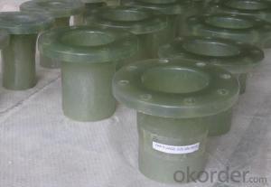 FRP Fitting Fiberglass Reinforced Plastic Fitting Tee