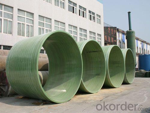Buy FRP Pipe Fiberglass Reinforced Plastic Pipe for Sewage