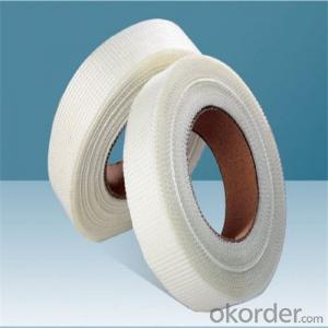 Fiberglass Mesh Adhesive Tape 55g/m2 8*8/inch High Strength