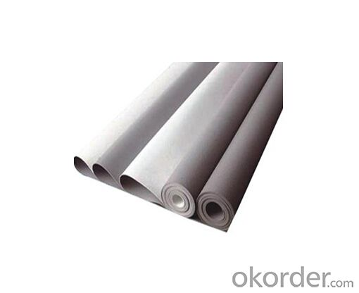 PVC Roofing Waterproof Stretch Membrane with 1.2mm Width