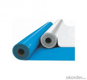 PVC Roofing and Waterproofing Plastic Membrane