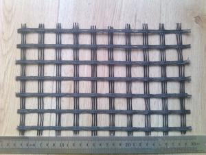 50Kn/M Uniaxial Plastic Geogrids For Slope And Retaining Wall Reinforced