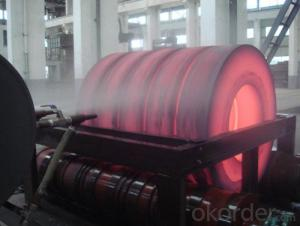 Tungsten Carbide Roll Rings for High Speed Wire Mill