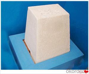 Corundum Bricks Low Apparent Porosity Refactory Bricks for Hot Surface Lining Furnace