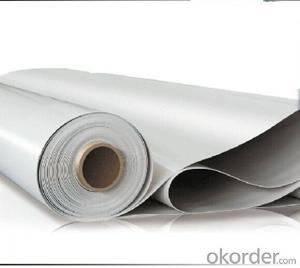 PVC Roofing Waterproof Membrane with 1.2mm