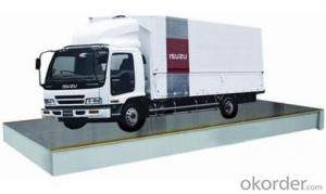 Weigh Bridge for Truck and Warehouse & Stock