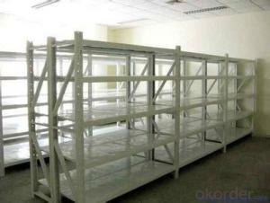 Light Pallet Racking Type System for Warehouses