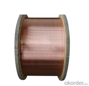 Round Copper Aluminum Magnesium Alloy Wire