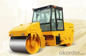 Double Drum Static Road Roller 2YJ6x8 for Hornblend, Brokenstone, Asphalt and Concrete Ones