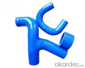 Silicone   Air   Hose High Pressure colored Blue