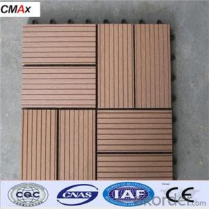 Plastic Decking from China in High Quality