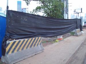 Construction Cover Net Sunshade Net Safety Net