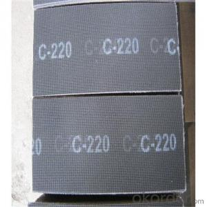 Abrasive Sanding Mesh Screen with High Strength 400C