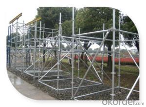 Construction Walk System Andaime Multidirecional with En12810 Standard CNBM