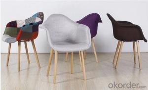 Eames Chair, Simple Design with Leisure Elements