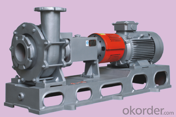 MHT Series Light-duty Slurry Pump(ISO2858, ISO5199)