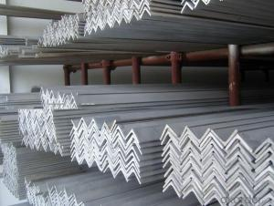 Hot Rolled Steel Angle Bar with High Quality 60*60mm