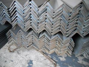 High Quality  Hot Rolled Equal Angle Steel Bars for Strcuture