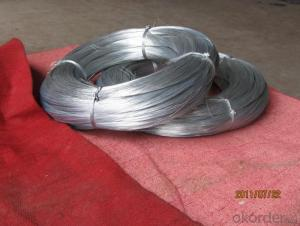 Galvanized Straight Wire GI Binding Wire Electro